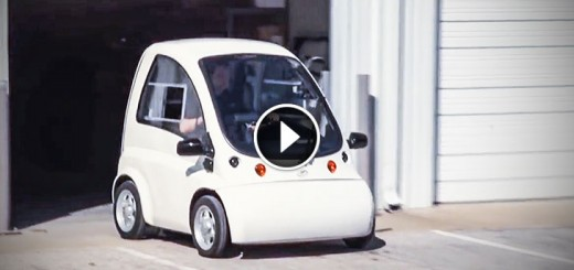 kenguru smart car for people in wheelchairs