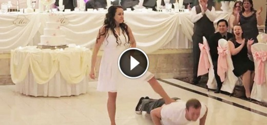 amazing wedding dance