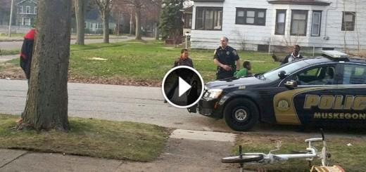 officer kids street football