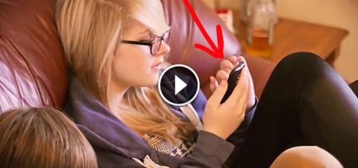 look up social media viral video