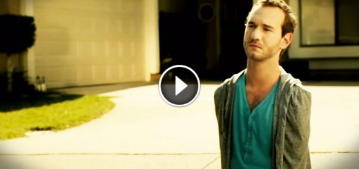 Nick Vujicic Sings This Song, and the Tears ROLLED!