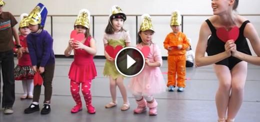ballet special needs dance class