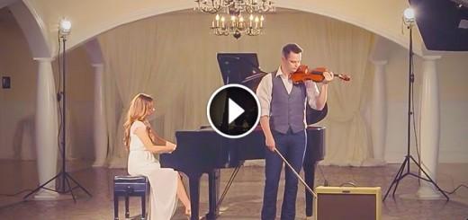 Hallelujah - Violin Looping cover