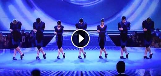 Dance Crew Prodijig Wow Audiences