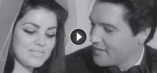 elvis wedding rare footage