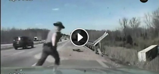ohio trooper saves driver life-1