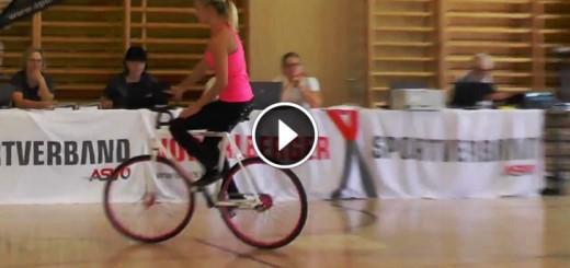 professional artistic cyclist