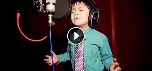 "Little Boy Steals Everyone's Heart Singing ""I Will Always Love You"""